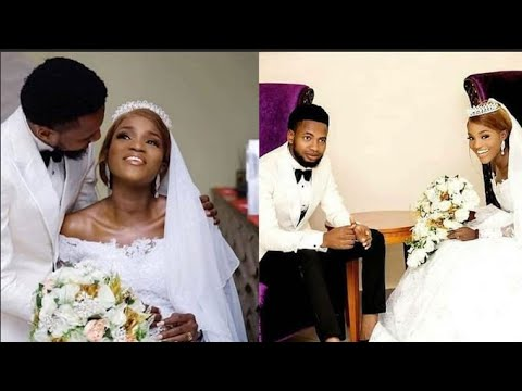 So Romantic! Actress Bukunmi Oluwashina Composes Lovely Song For Her Husband On Their Wedding Day