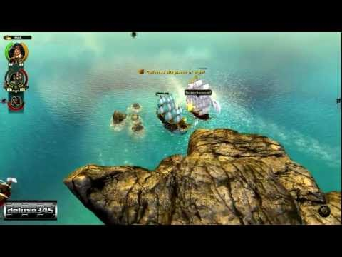Pirates of Black Cove (CD-Key, Steam, Region Free) Gameplay