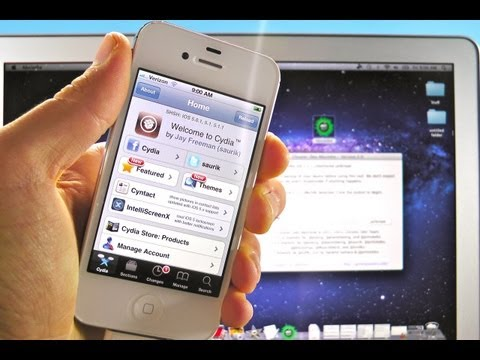 NEW Untethered Jailbreak 5.1.1 iPhone 4S/4/3Gs iPad 3/2/1 & iPod 4G/3G – Absinthe 2.0 Jailbreak