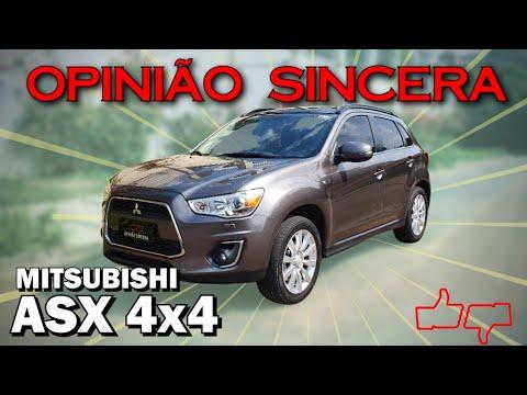 Mitsubishi ASX- Vale a pena? Detalhes, características, consumo, preço, problemas história do modelo