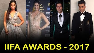 The IIFA Awards 2017 was held in New York on Sunday and here's what our celebs wore for the awards night: Katrina Kaif:...