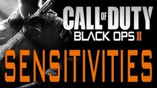 Black Ops 2 - Sensitivity Change Tips! And Aiming Better (Call of Duty BO2 Sensitivities)