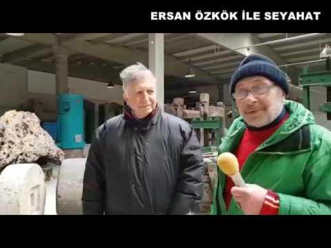 ERSAN ÖZKÖK İLE SEYAHAT 10 zeytin fabrikası