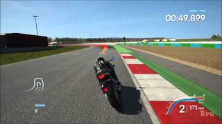 9. RIDE - 2014 Honda CBR1000RR Fireblade Gameplay (PC HD) [1080p]