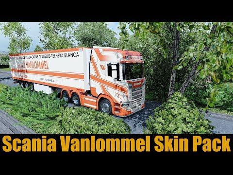 Vanlommel skin pack 1.30