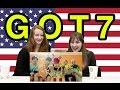 Americans Meet Kpop Got7  Quot Just Right Quot  Kor Sub