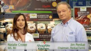ShopRite Introduces No-Antiobiotics-Ever Rotisserie Chicken