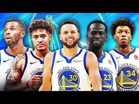 Golden State Warriors OFFSEASON Recap & Analysis! Championship Contender ROSTER With Stephen Curry!