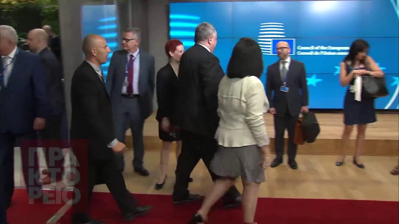 Στο Συμβούλιο Υπουργών Εξωτερικών Υποθέσεων στις Βρυξέλλες ο Νίκος Κοτζιας