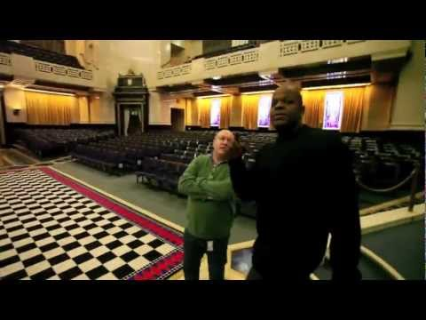 freemasonic - YMCMB Young Money in a freemasonic church (the headquarters of freemasonic) london Rare footage of YMCMB in a freemasonic lodge
