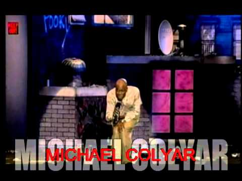 MICHAEL COLYAR - Comedy - CommercialsRus.com (for commercials call: 561-718-9682)