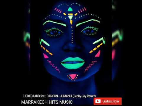 HEDEGAARD feat. CANCUN - JUMANJI (Jebby Jay Remix)(MP3_160K