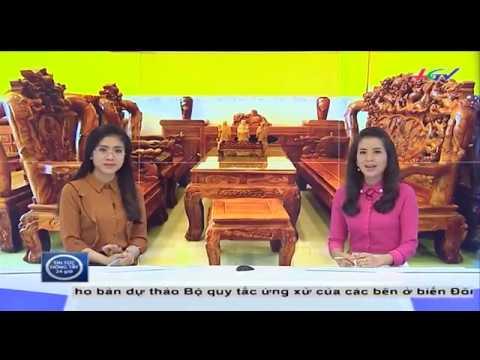 HGTV  Giới thiệu Đồ Gỗ Sơn Đông chi nhánh Cần Thơ
