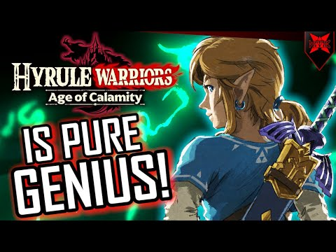 Hyrule Warriors: Age of Calamity is PURE GENIUS!