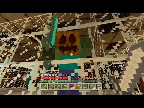 Minecraft Xbox - Witch Room [64]