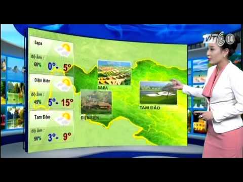 Thời tiết Du lịch ngày 18.12.2014 - Thời lượng: 4:49