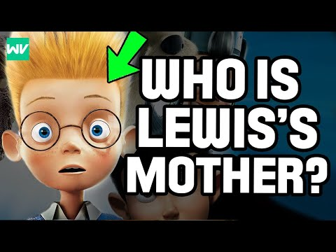 Who Is Lewis's Mother In Meet The Robinsons?: Discovering Disney
