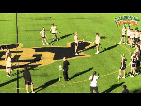 an analysis of the lacrosse stickwork drills This drill is a great warm-up drill that focuses on improving stickwork and quick  decision-making this drill require players have their heads up.