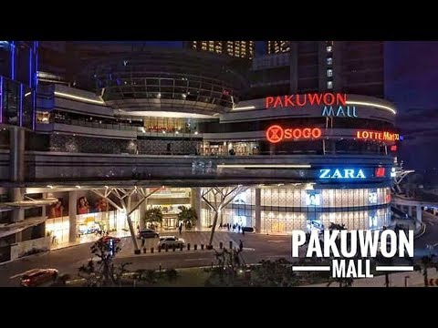 Pakuwon Mall Dan Ascott Waterplace Surabaya