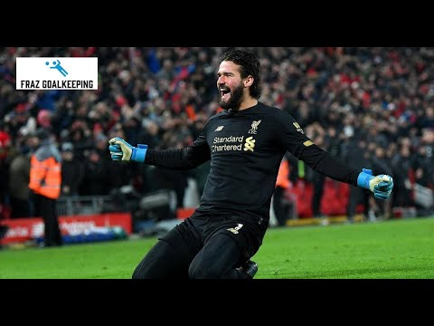 Alisson Becker 2019 Warm Up | Liverpool Goalkeeper Training