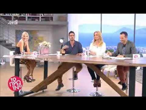 Video - Ένταση στο πρωινό: Η παρατήρηση της Σκορδά στον Ουγγαρέζο και ο καβγάς on air!