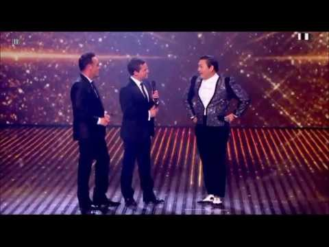 Psy – Gentleman (Live Britain's Got Talent Final)