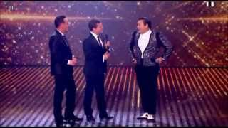 Psy - Gentleman (Live Britain's Got Talent Final)