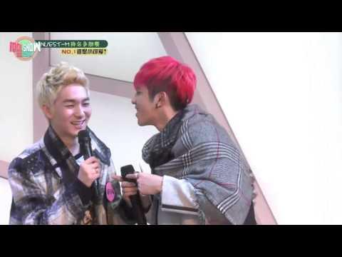 NU'EST-M Idol Show (1/4) Sub Español (видео)