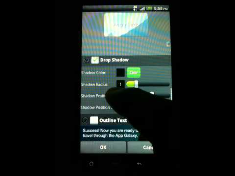 Video of Pidget 【icon edit application】
