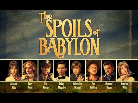 The Spoils Of Babylon - I'm Dying Devon