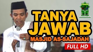 Video Tanya Jawab Seru Bersama Ustadz Abdul Somad Lc, MA - Masjid As-Sajadah, Kubang MP3, 3GP, MP4, WEBM, AVI, FLV November 2018