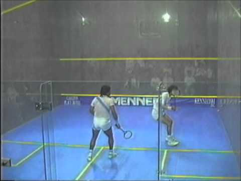 Jahangir Khan Vs Jansher Khan