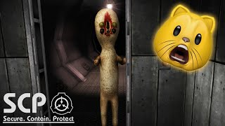 SCP-173 IS EVERYWHERE! | SCP Containment Breach