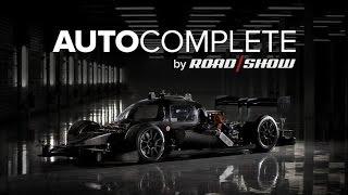 AutoComplete: Here's your first look at Roborace's autonomous development prototype by Roadshow