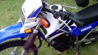 6. 2007 Yamaha XT225 in BAMA