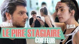 Le Pire Stagiaire : la coiffeuse (version longue)