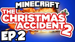 Minecraft: The Christmas Accident 2 Ep.2 - RESCUING SANTA FROM KRAMPUS!!! (Christmas Roleplay Map)