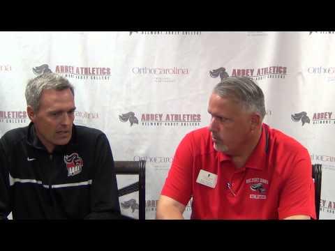 Head Women's Soccer Coach Mike Lynch