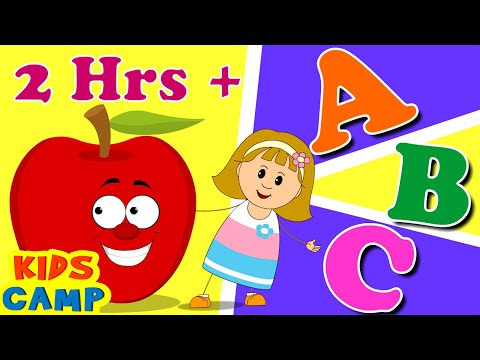 ABC Song | ABC Songs for Children | Nursery Rhymes | BEST Nursery Rhymes Collection from Kidscamp