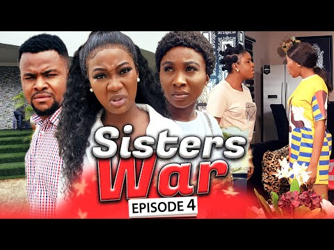 SISTERS WAR EPISODE 4 (New Hit Movie) Chinenye & Sonia 2020 Latest Nigerian Nollywood Movie Full HD