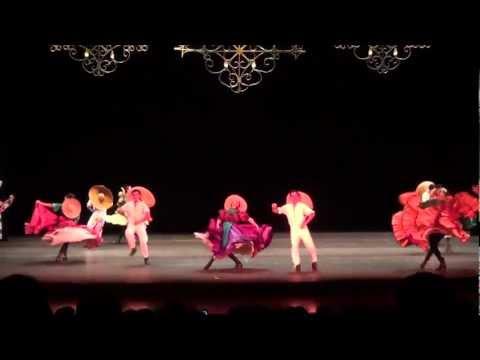 Polkas, Juanes... Ballet Amalia Hernandez
