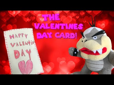 The Valentines Day Card!