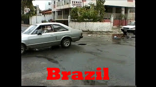 Brazil-Which Car Will Hit The Hole Of Missing Cover?