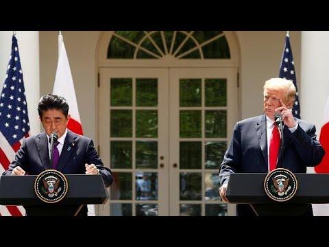 Ν. Τραμπ: «Εάν πάει καλά η συνάντηση με τον Κιμ, θα τον καλέσω στις ΗΠΑ»…