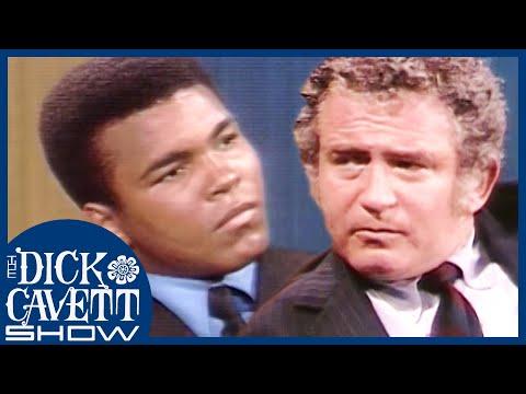 Norman Mailer Thinks Muhummad Ali Was Unfairly Treated | The Dick Cavett Show
