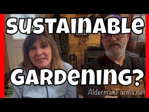 Sustainable Gardening | Sustainable Saturdays at AldermanFarms