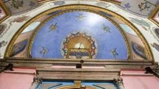 Ethiopian Orthodox-Inside The Church