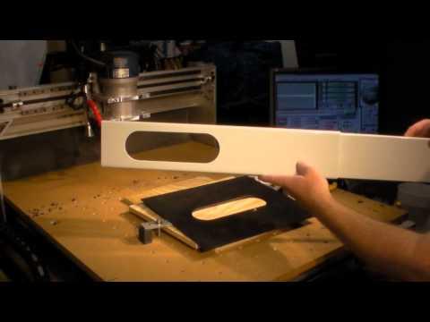 Homemade DIY CNC Mill – CNC Around The House – Episode 1 – Neo7CNC.com