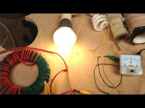 Joule Ringer - This video contains some tips and suggestions for those who have had trouble getting a SJR 3.0 circuit up and running. Schematic and links at: http://laserha...