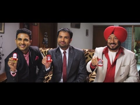 Daddy Cool Munde Fool | Official Trailer | Amrinder Gill | Harish Verma | Releasing 12 April 2013
